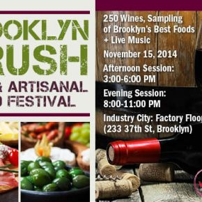 BROOKLYN CRUSH – Event Review