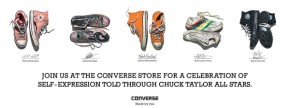 """Converse """"Made By You"""" Event w/Buscabulla"""