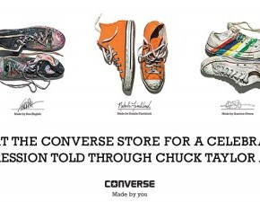 "Converse ""Made By You"" Event w/ Buscabulla"