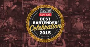 Time Out NY – Best Bartender Celebration2015