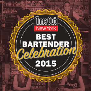 Time Out NY – Best Bartender Celebration 2015