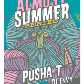 WIN Pusha T, DJ Envy & Guests Tixs