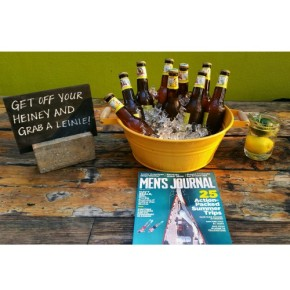 Men's Journal Summer EssentialsParty