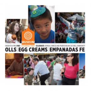 Egg Rolls, Egg Cream & EmpanadasFestival