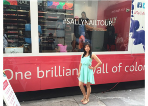 Sally Nail Tour