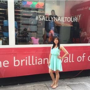 Sally Nail Tour