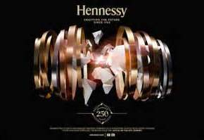 The Hennessy 250Tour