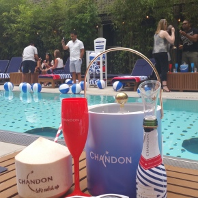 Chandon Pop Off Summer PoolParty