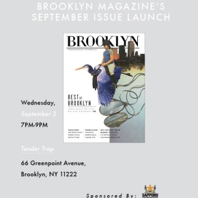 Brooklyn Magazine's September Issue Launch