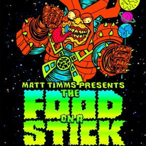 THE TAKEDOWN – FOOD ON A STICK CHEFCOMPETITION