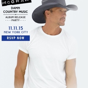 PANDORA PRESENTS: TIM MCGRAW