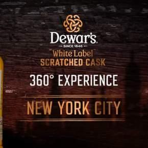 Dewar's 360 ExperienceNYC