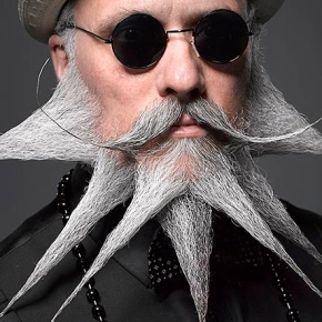 2015 National Beard & Moustache Championships