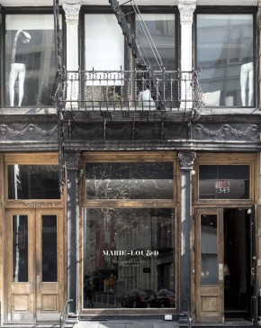Marie-Lou & D – Parisian Inspired Salon Opens in Soho