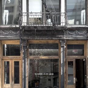 Marie-Lou & D – Parisian Inspired Salon Opens inSoho