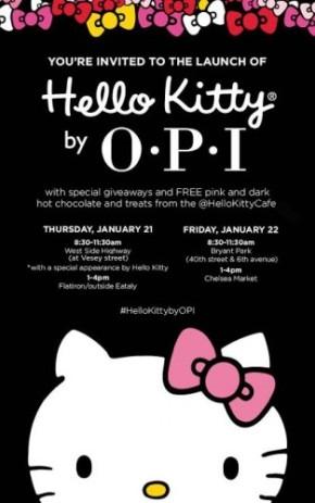HELLO KITTY by OPITRUCK