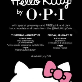 HELLO KITTY by OPI TRUCK