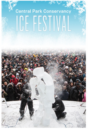 ICE FESTIVAL – Central Park –Free