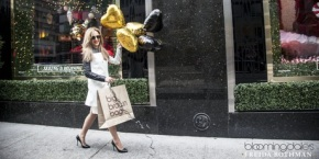 FREIDA ROTHMAN Launches at Bloomingdale's