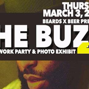 BEARDS x BEER PRESENTS: THE BUZZ