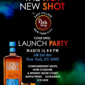 COLD SPELL WHISKEY LAUNCH