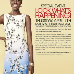 MACY'S – LOOK WHAT'S HAPPENING EVENT
