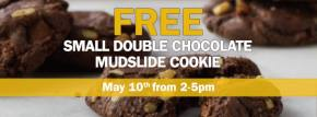 FREE COOKIE DAY AT AU BON PAIN