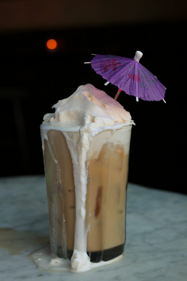 Latte Latte Irish Iced Coffee