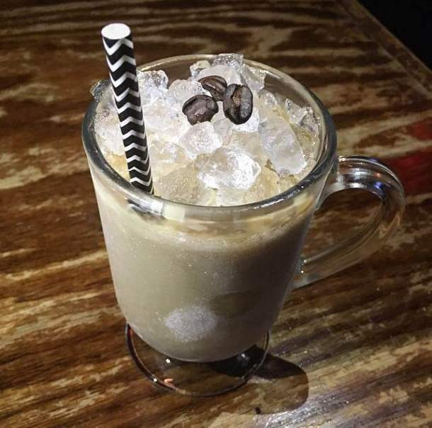 Sweetwater Iced Coffee Cocktail