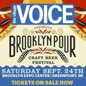 The Village Voice's Brooklyn Pour Craft Beer Festival