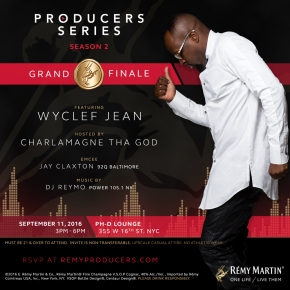 REMY MARTIN PRODUCER SERIES – GRAND FINALE