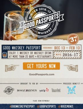 Good Passport – Whiskey