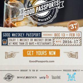 Good Passport –Whiskey