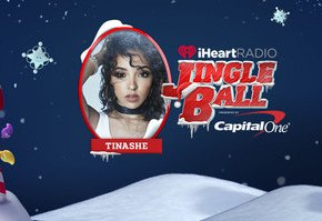Jingle Ball -Tinashe Live