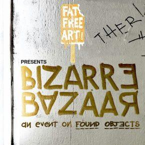 BIZARRE BAZAAR ARTOPENING