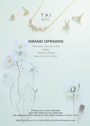 TAI Jewelry Grand Opening Event