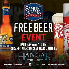 FREE BEER EVENT