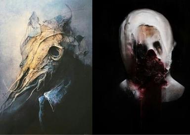 Paul Cristina & Eric Lacombe's work