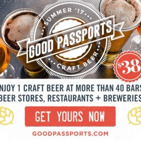 NYC GOOD BEER PASSPORT – 42 BEERS FOR $38!
