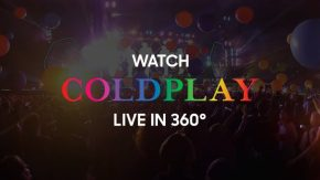 COLDPLAY LIVE IN VR – SAMSUNG