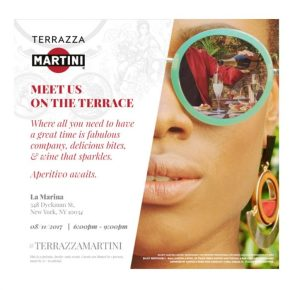 Terrazza Martini After Work Private Event