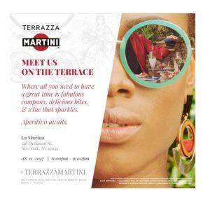 Terrazza Martini After Work PrivateEvent