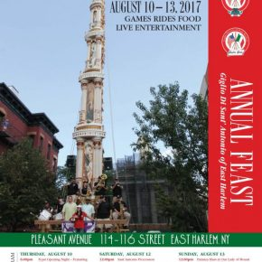 Annual Giglio Festival –HARLEM