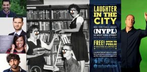 NY LAUGHS FREE COMEDY SHOW