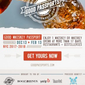 Good Whiskey Passport