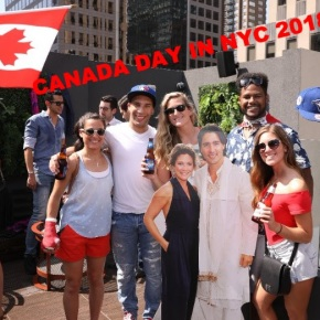 Canada Day NYC RooftopParty