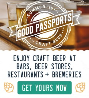 GOOD BEER PASSPORT – 40+ BEERS FOR $39!