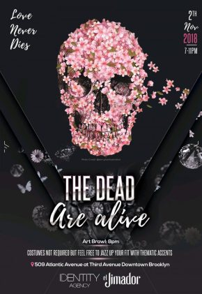 THE DEAD AREALIVE