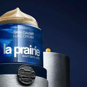 LA PRAIRIE AT THE CAVIAR MASTERPIECE POP-UP