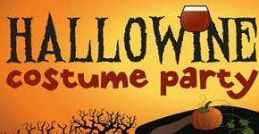 HalloWINE Costume Party!
